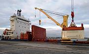 Transport de combustibles usés ANSTO le 14 septembre 2018