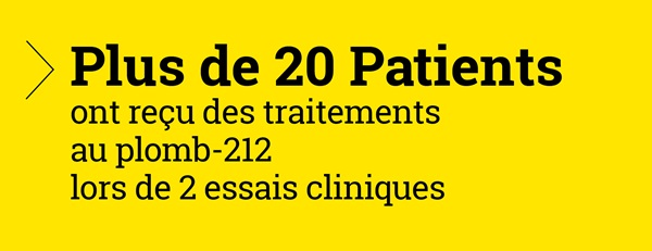 Essai clinique plus de 20 patients