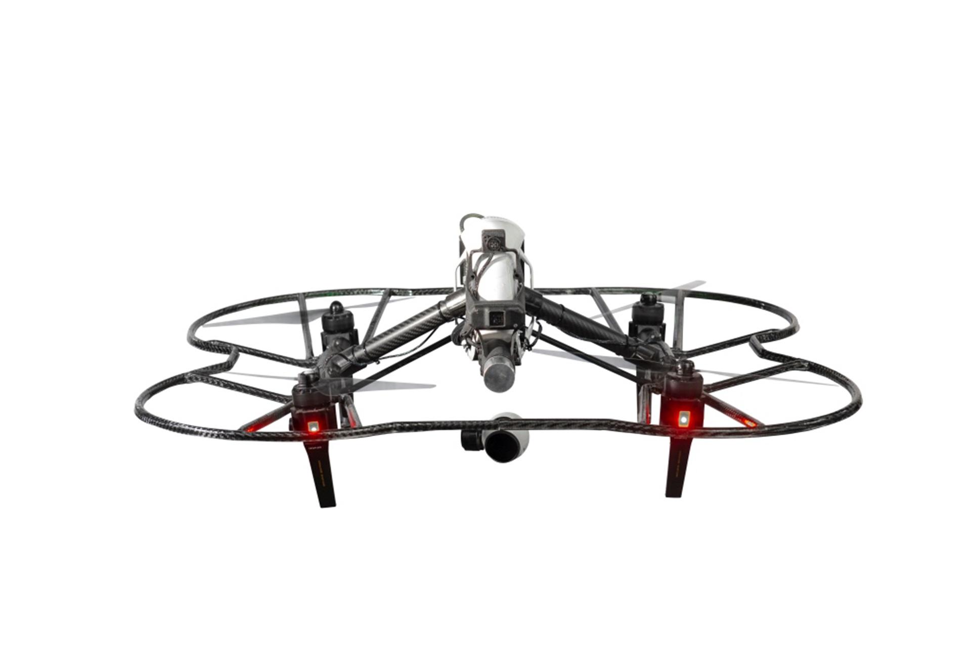 Dorica - Drone d'investigation